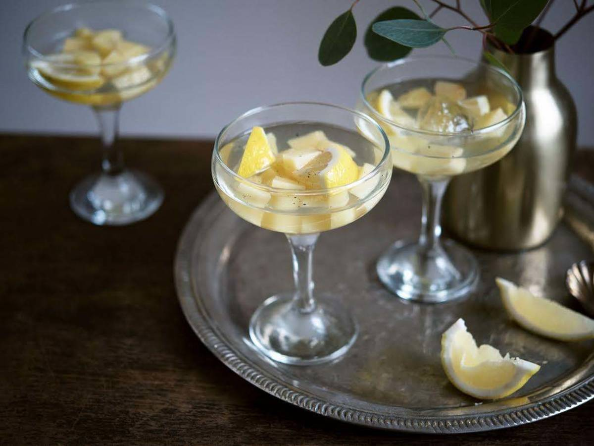 Quince punch