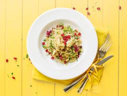 北非风味花椰菜沙拉