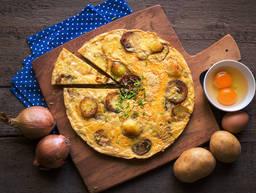 Spanische Kartoffeltortilla