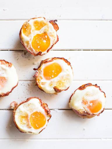 培根鸡蛋玛芬