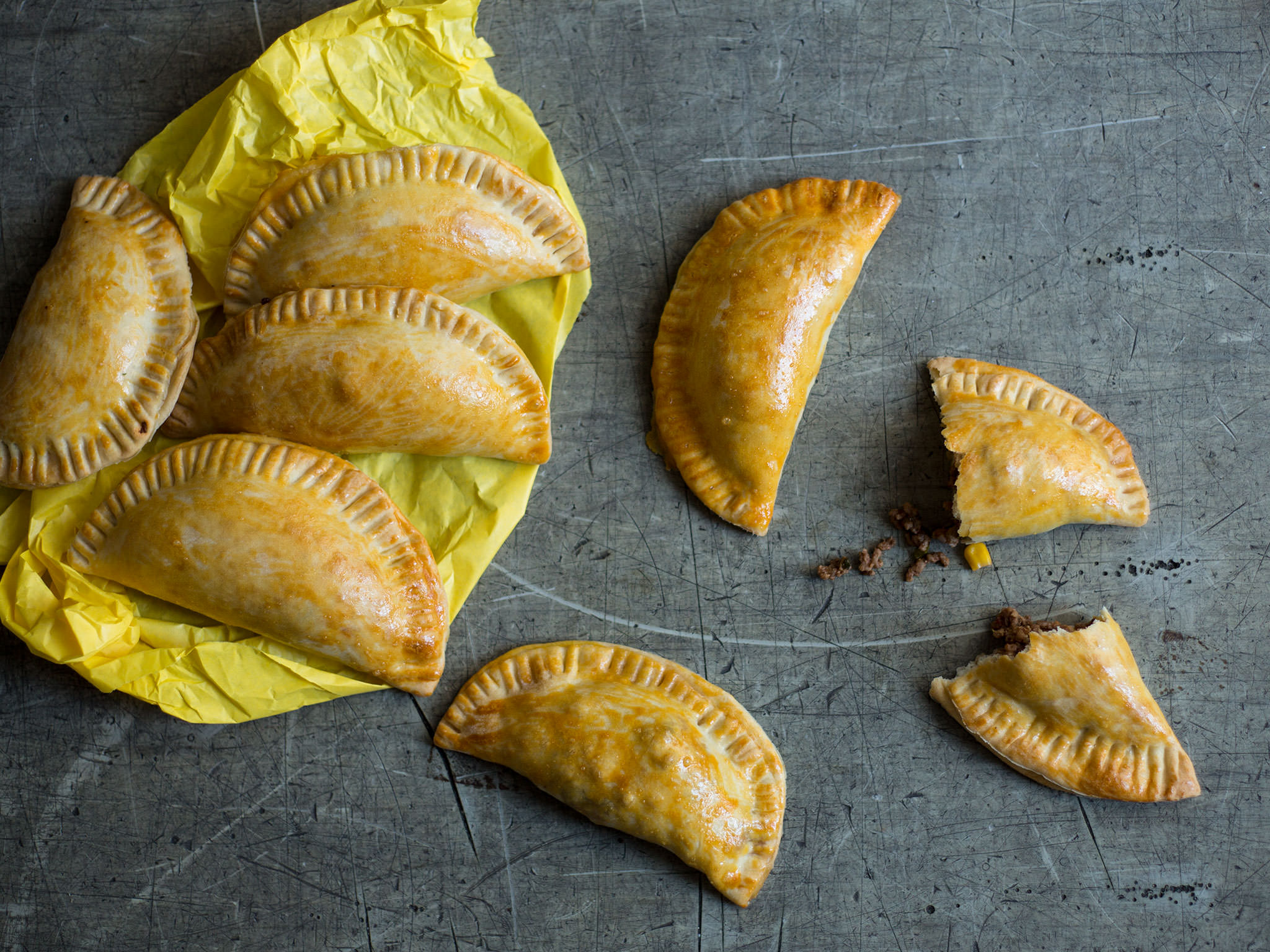 Empanadas | Recipe | Kitchen Stories