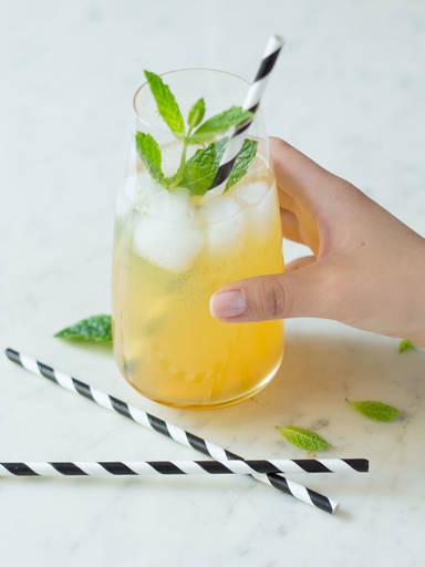 Asiatisch inspirierte Limonade