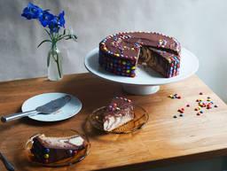 Smarties-Kuchen
