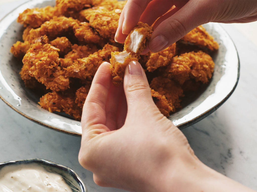 Die ultimativen Chicken Nuggets