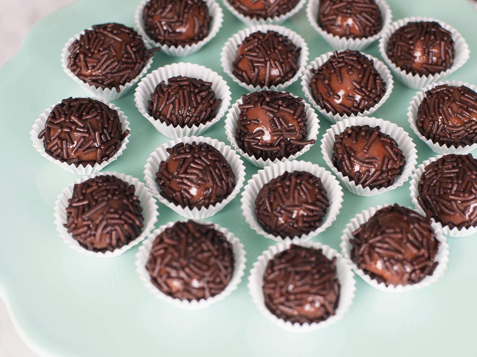 巴西巧克力球