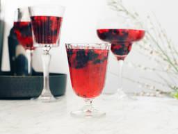 清爽的莓果普洛赛克汤
