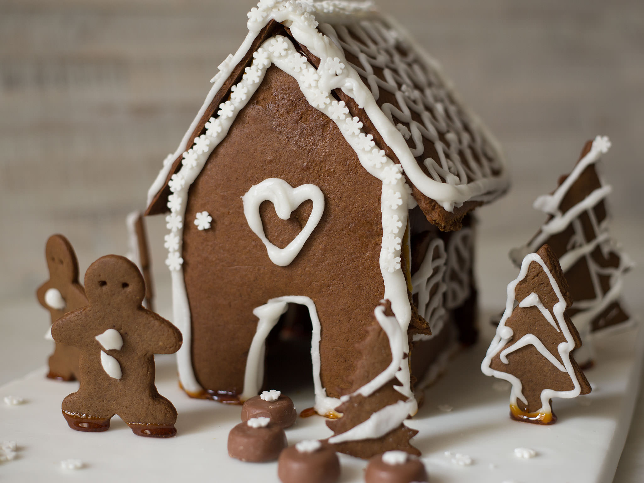 Gingerbread house recipes kitchen stories