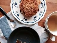 Ingwer-Hafer-Kekse