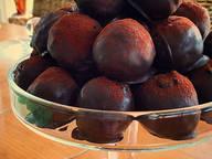 Tiramisu cake balls