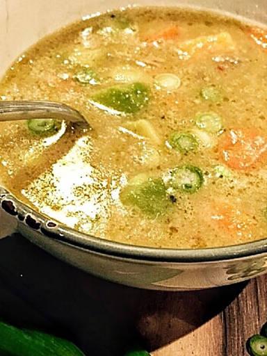 古巴鸡肉汤