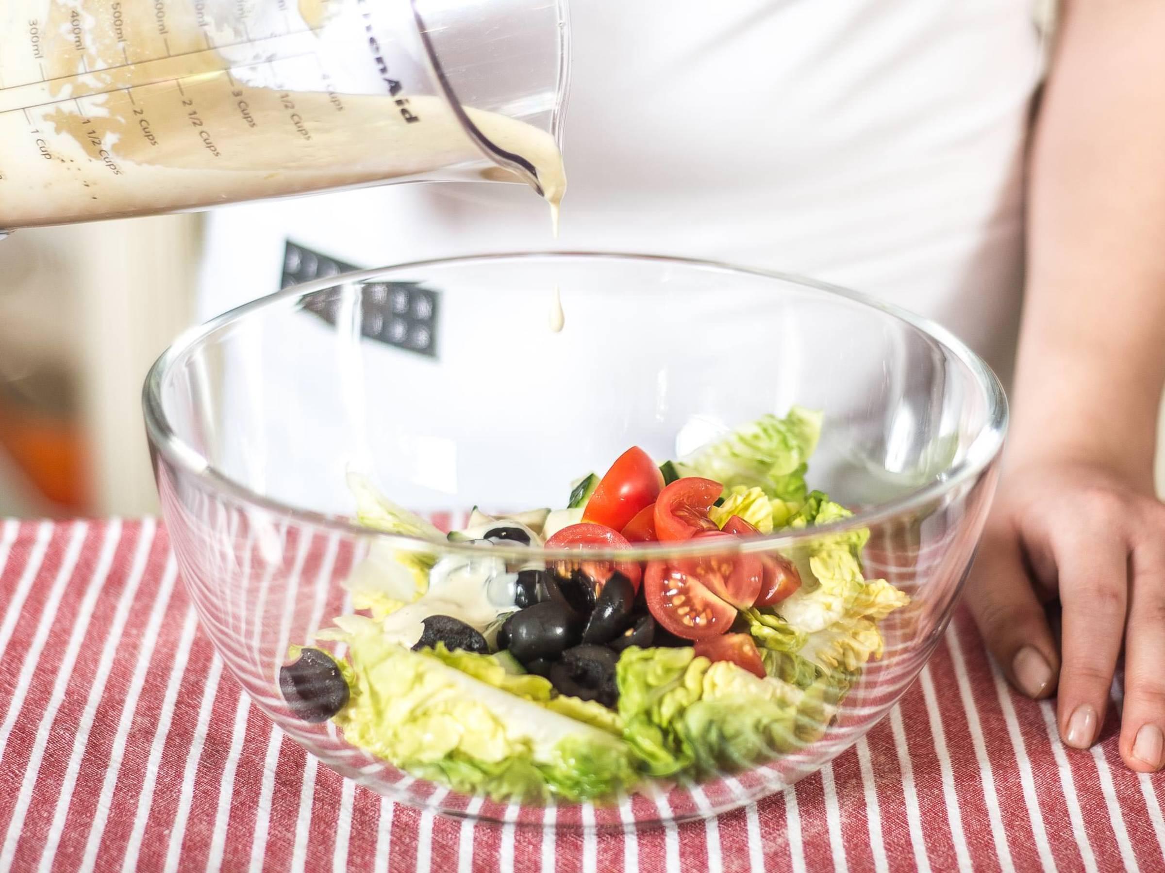 caesar salad rezepte kitchen stories. Black Bedroom Furniture Sets. Home Design Ideas