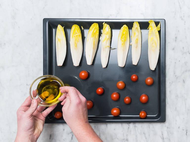 gef llte h hnchenbrust mit feta und spinat rezept mit video kitchen stories. Black Bedroom Furniture Sets. Home Design Ideas