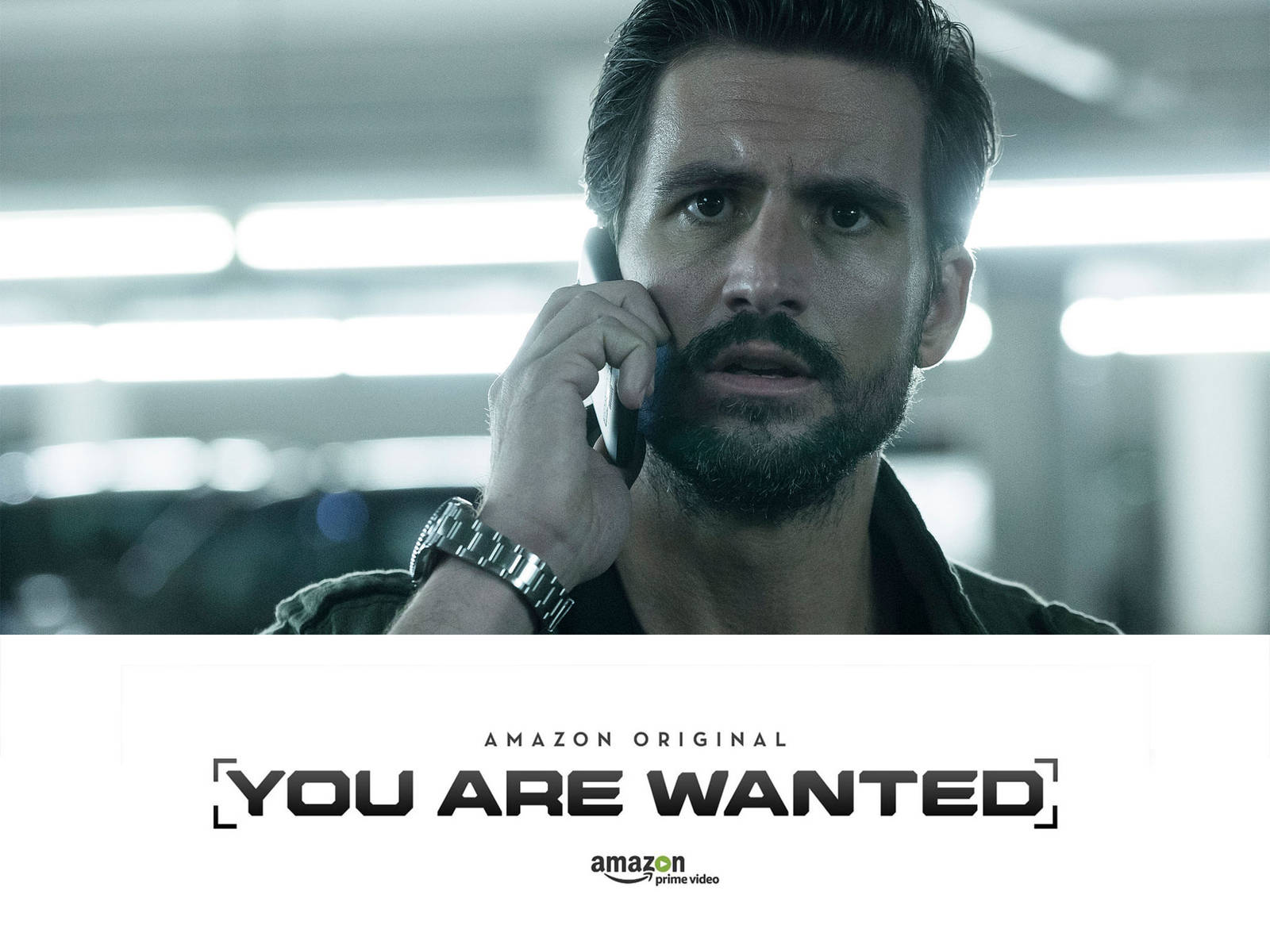 "The best opportunity to try out these sweet potato pizzas is March 17th. Then, ""You Are Wanted,"" Amazon's first German series production, is released."