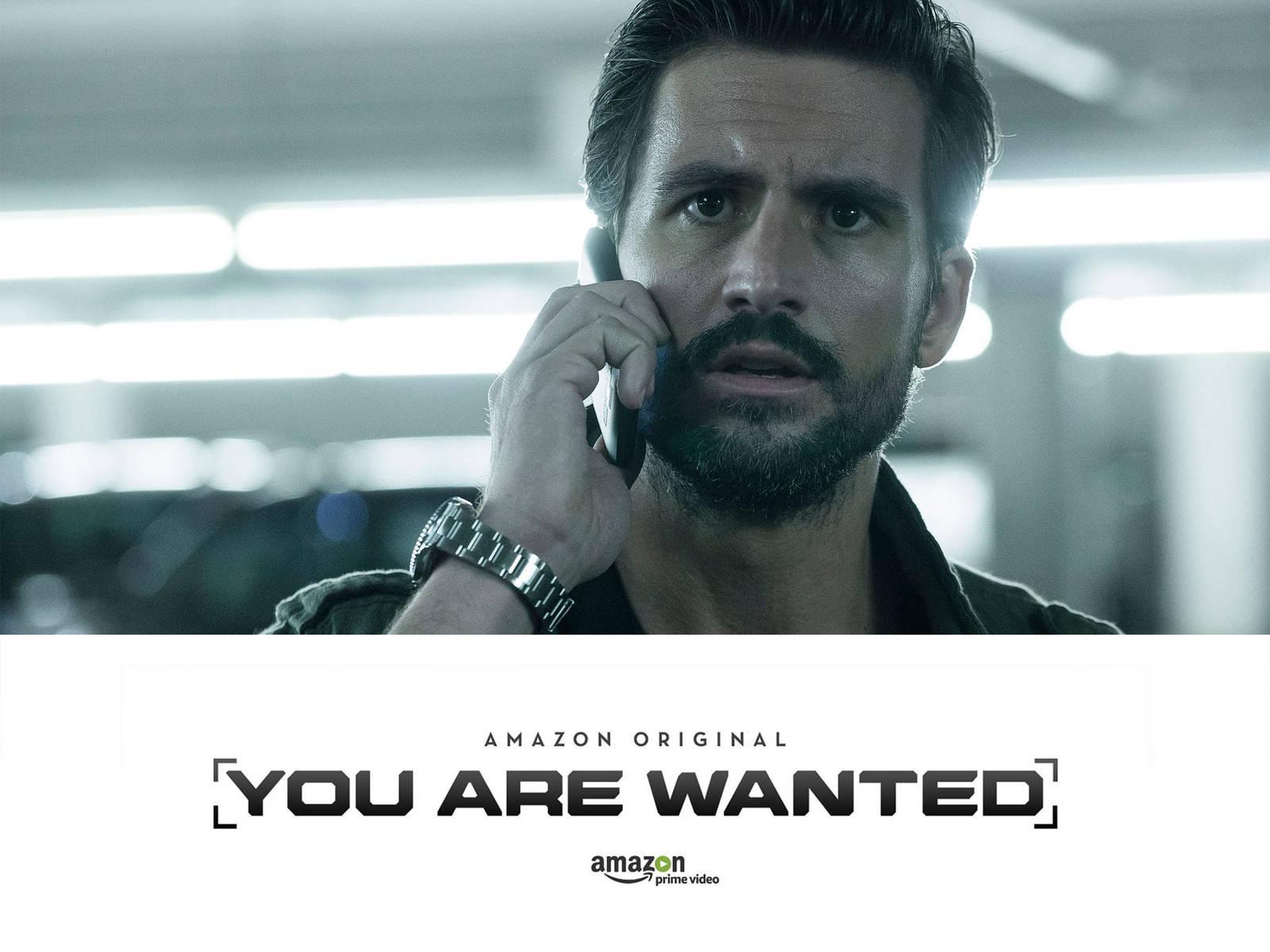 """Beste Gelegenheit, die Süßkartoffel-Pizzen auszutesten, ist der 17. März. Dann startet """"You Are Wanted"""", die erste deutsche Serienproduktion von Amazon, in der natürlich auch Tom Beck zu sehen ist."""