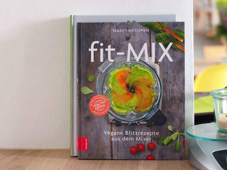 Dieses und weitere schnelle Rezepte von Sebastian findest du in seinem Buch Fit-MIX (SZ Verlag).