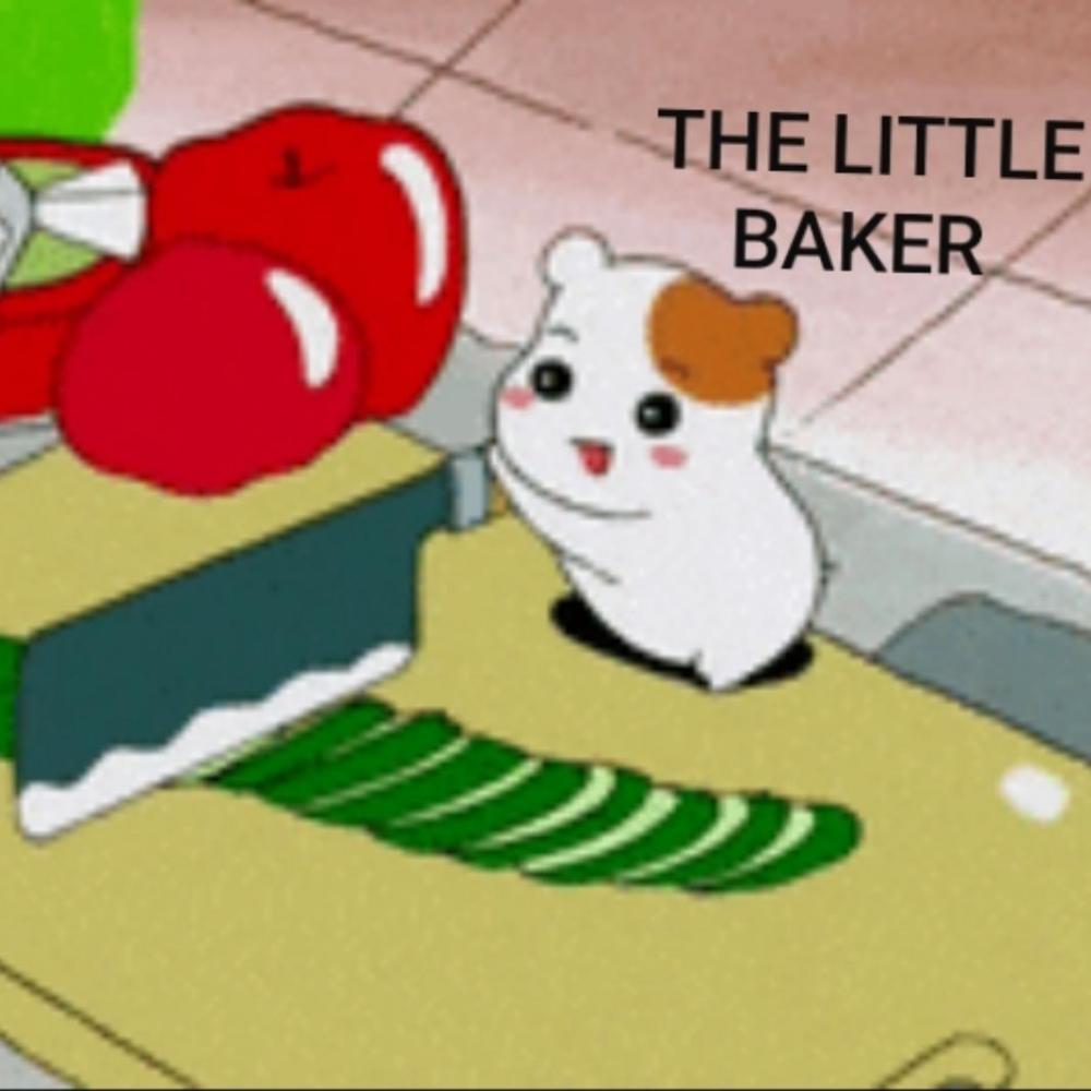 Image of THE LITTLE BAKER