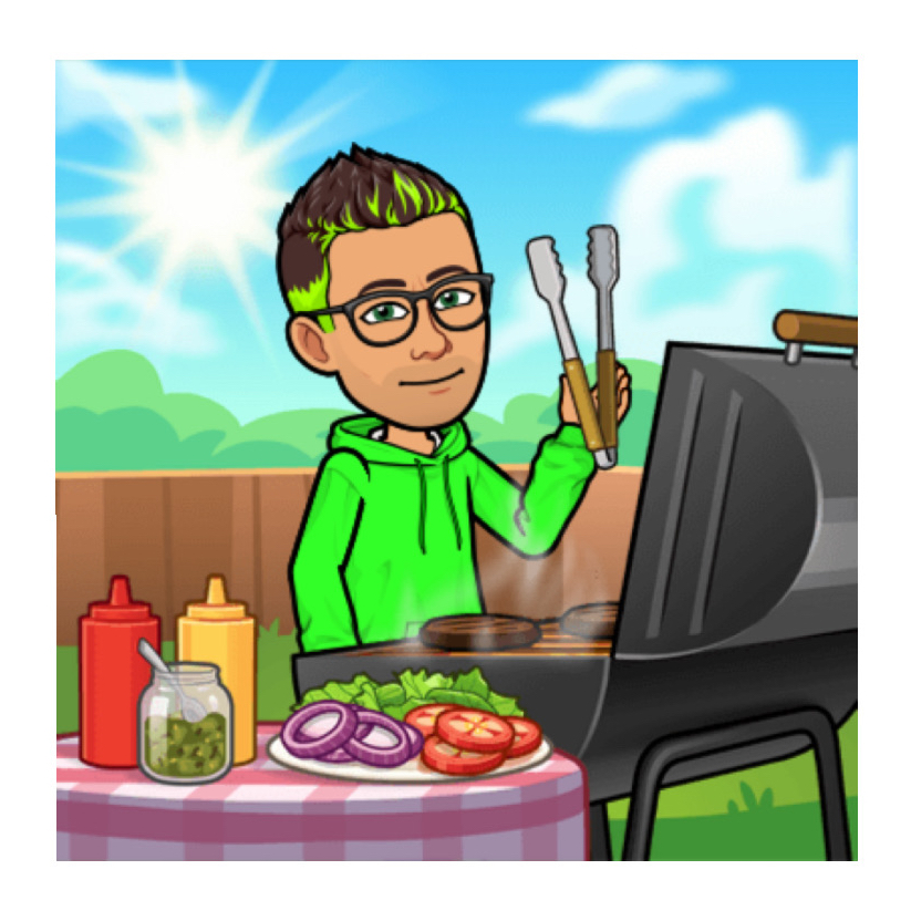 Image of Green Falcon Cooking 👨🏽🍳🦅