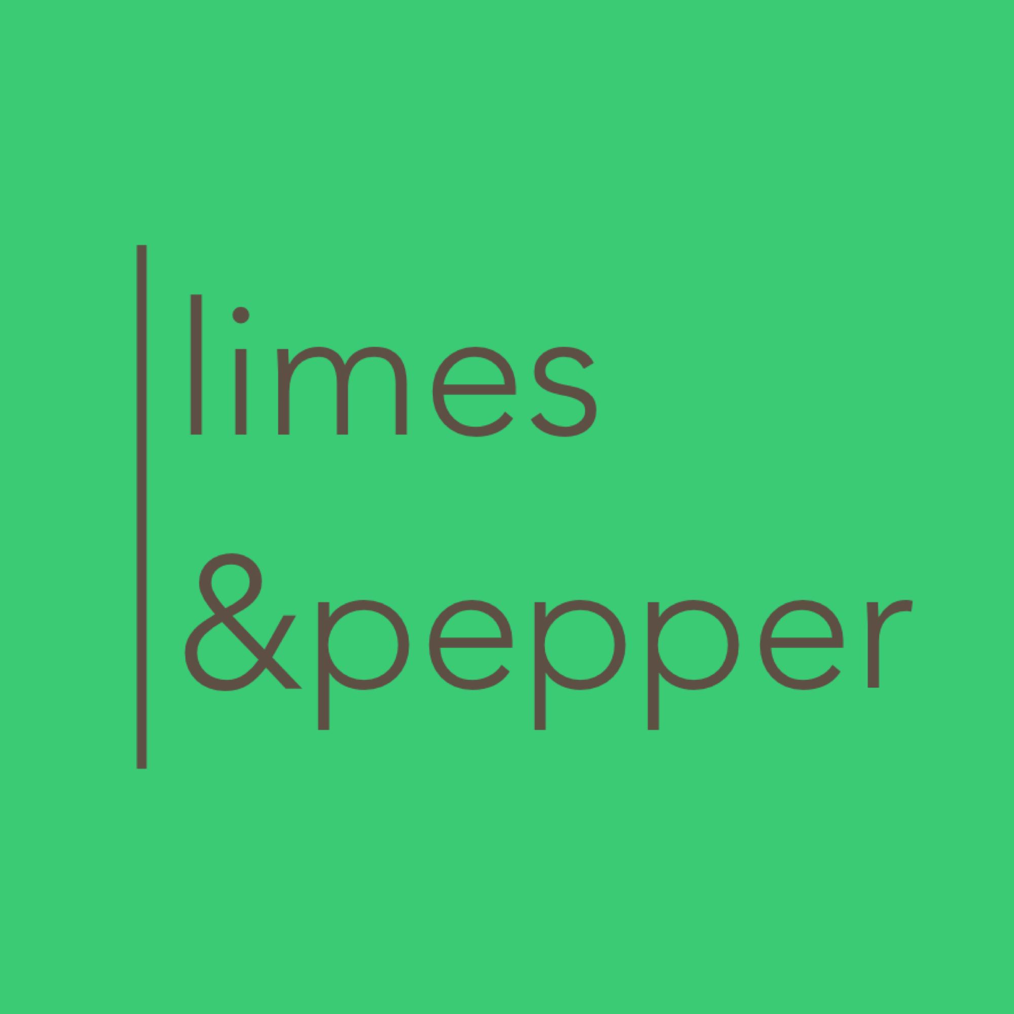 Image of limes&pepper