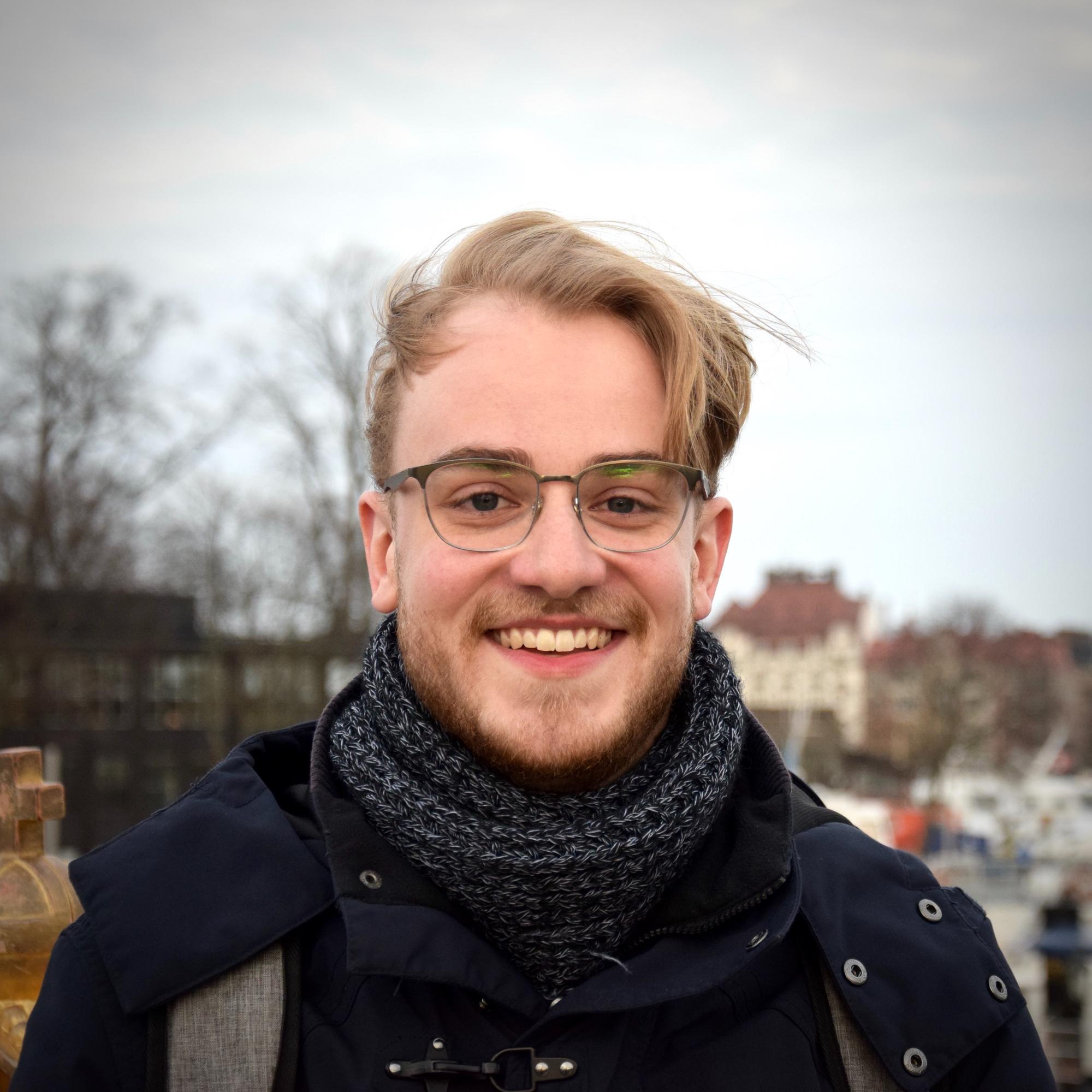 Image of Moritz Draschner