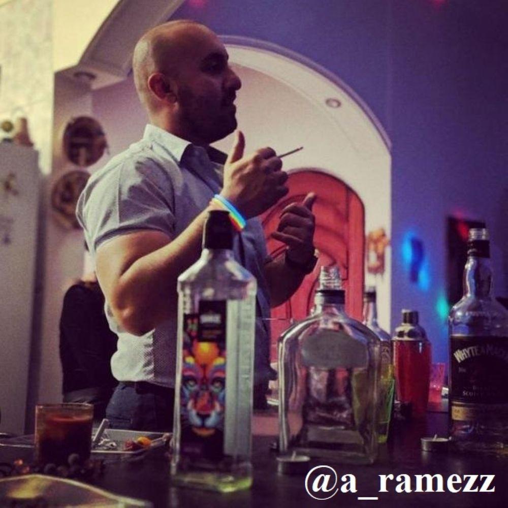 Image of Ali Ramezani