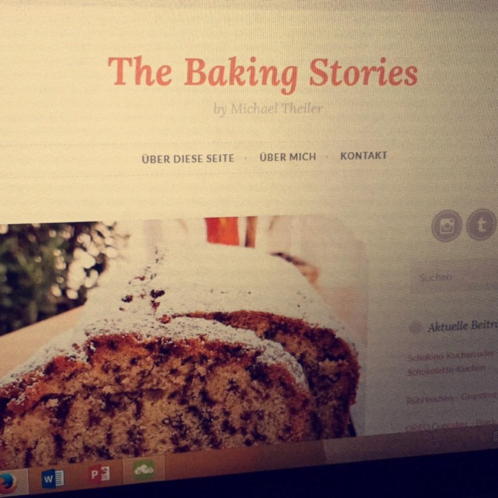User image from bakingstories