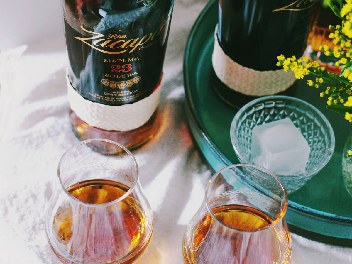 Zacapa's The Art of Slow