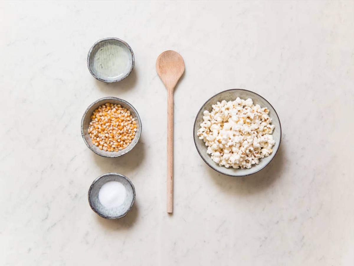 Popcorn selber machen: Kinderleicht und superlecker!