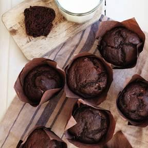 Paleo Schokoladenmuffins