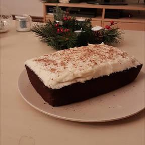 Lebkuchengewürz-Kuchen