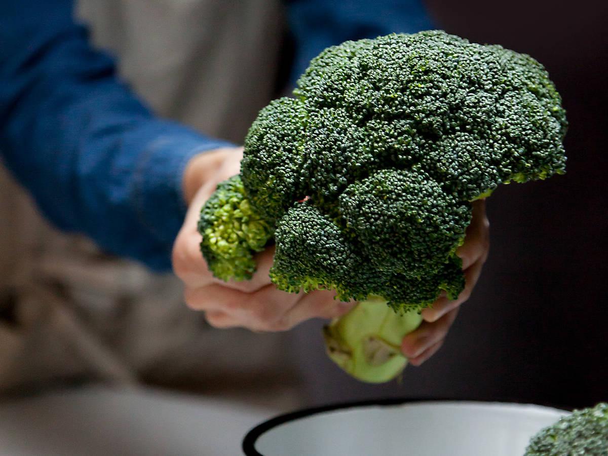 Brokkoli: So kocht man den Sprossenkohl am besten