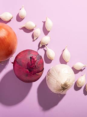 Jetzt in Saison: Zwiebeln richtig kaufen, lagern und zubereiten