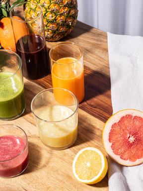 Here's Your Ultimate Guide to Juicing