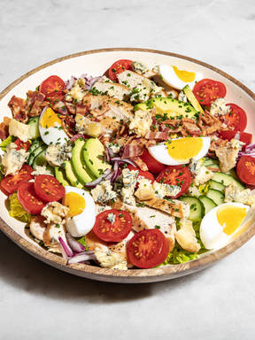 The Cobb Salad: Proof that Salads Can Be Main Dishes, Too