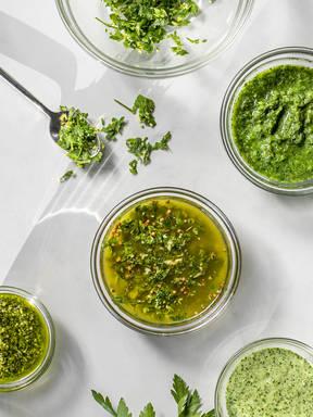 11款绿色酱汁,总有一款适合你