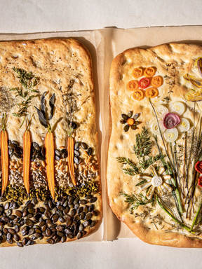 What's the Deal With Garden Focaccia?
