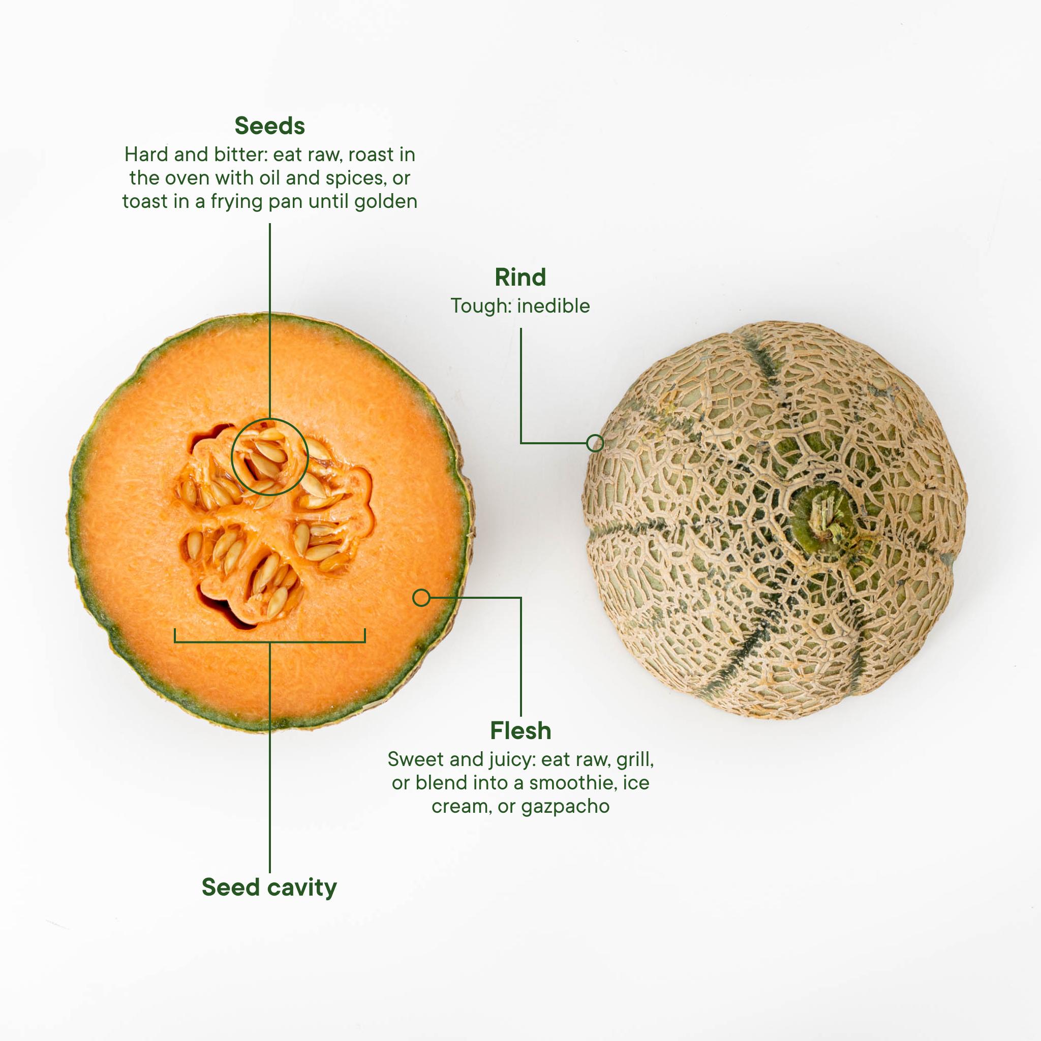 How To Prep Store And Cook With Cantaloupe Kitchen Stories Trouvez les cantaloupe images et les photos d'actualités parfaites sur getty images. cook with cantaloupe