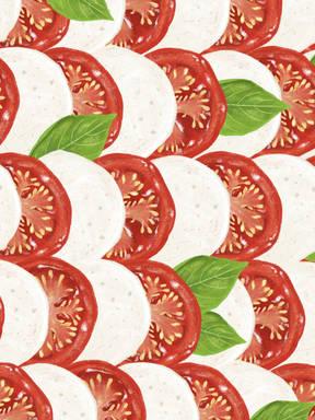 Wie du den besten Tomate-Mozzarella-Salat zubereitest