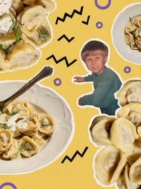 Make Pelmeni, the Ultimate Dumpling For Butter Lovers