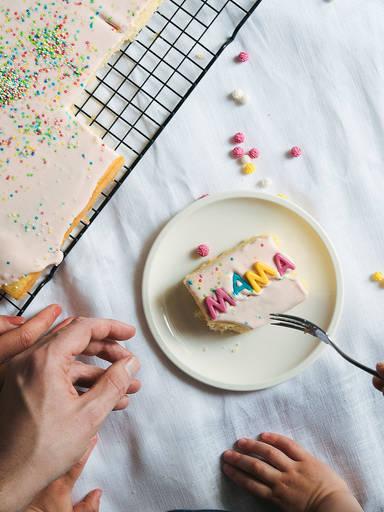 3 Kuchen zum Muttertag - für jedes Alter!