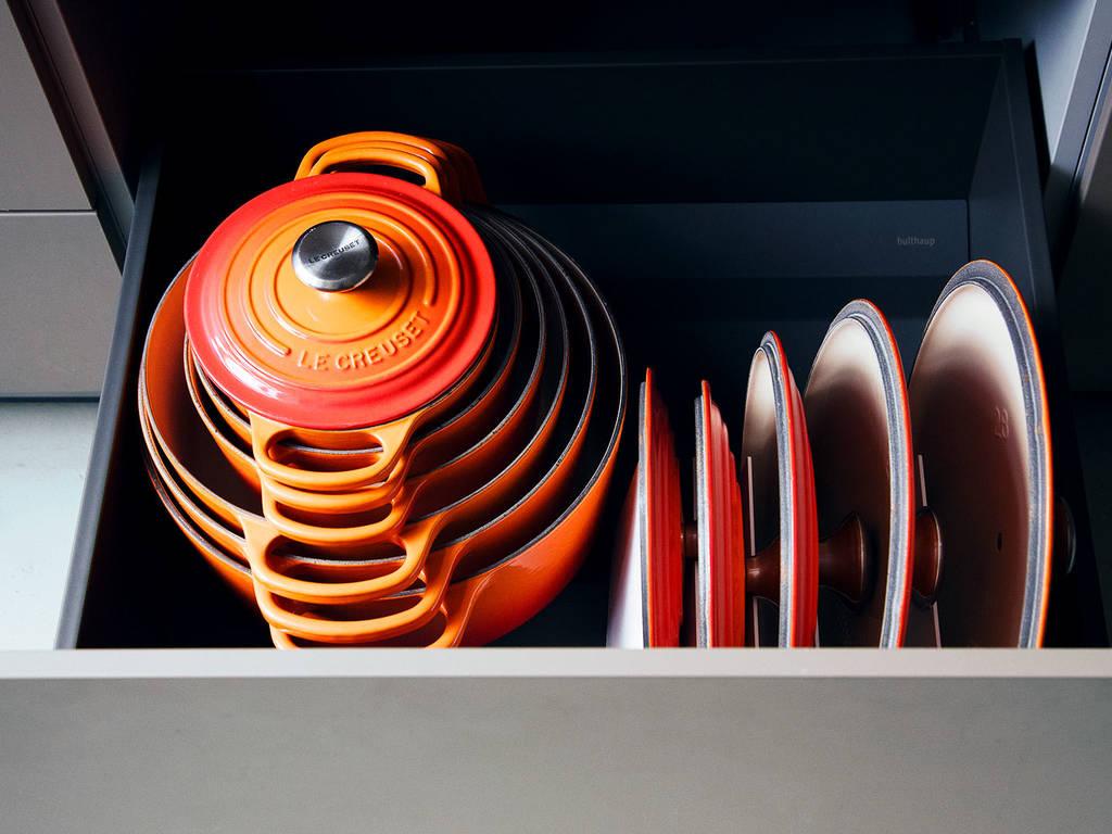 Pots, pans & utensils