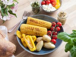 Die 6 besten vegetarischen Grillrezepte