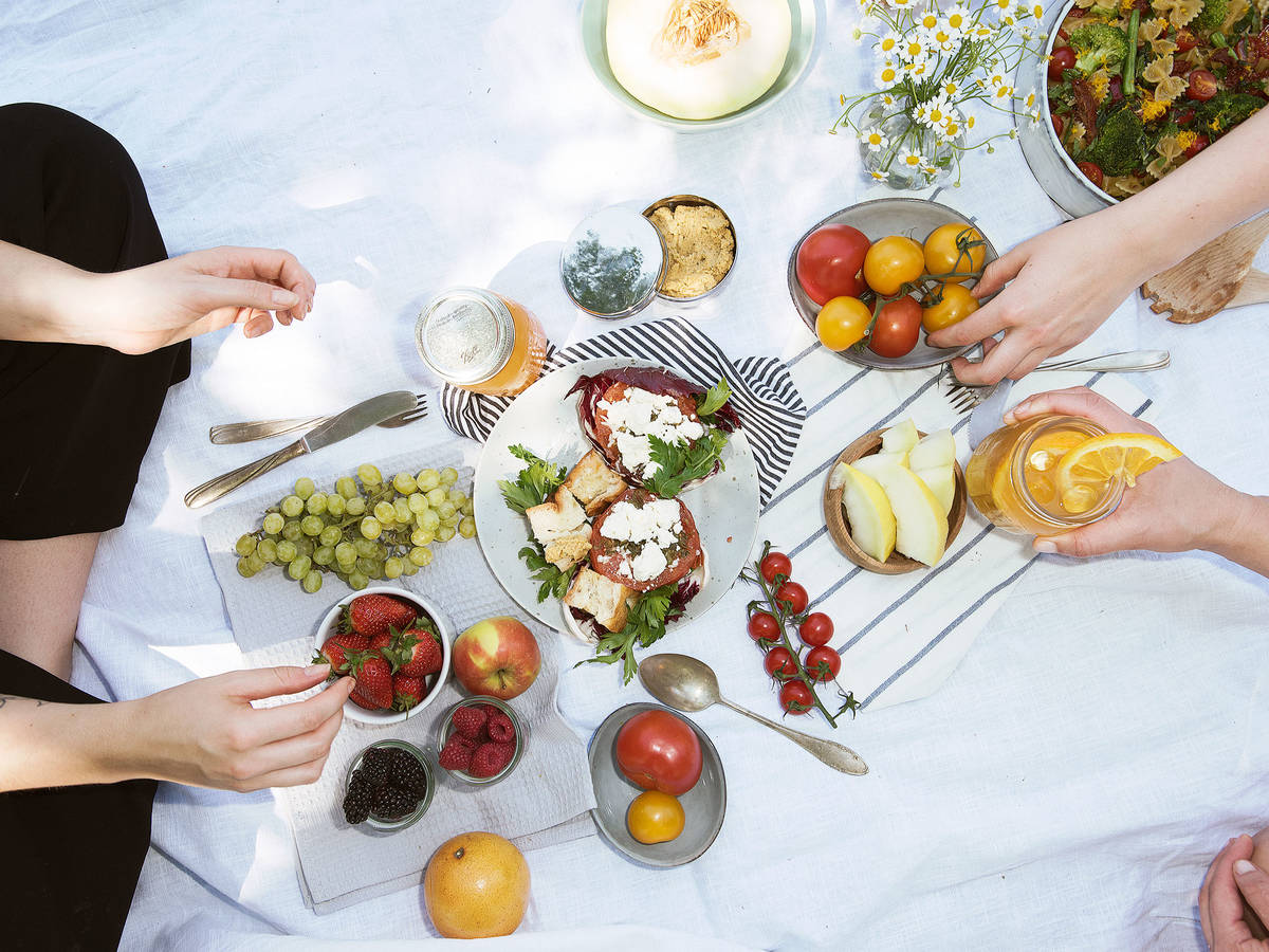 7 Picnic-Worthy Recipes to Prep Ahead