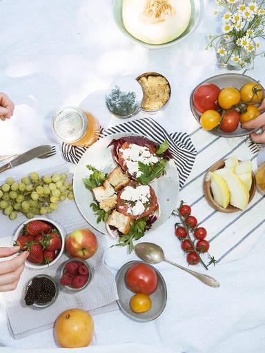 7 Picknick-Rezepte, die sich leicht vorbereiten lassen