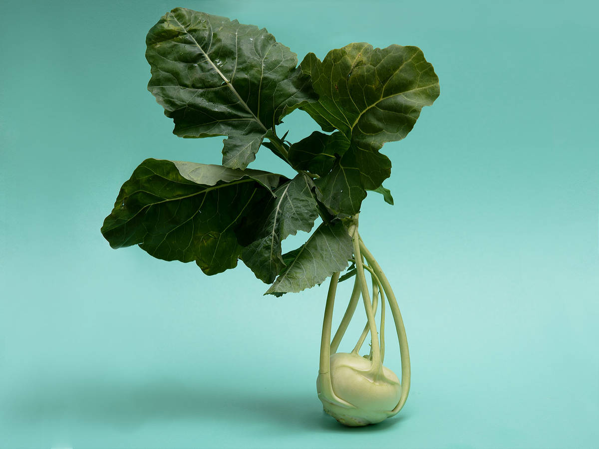 Everything to Know About Cooking and Shopping for In Season Kohlrabi