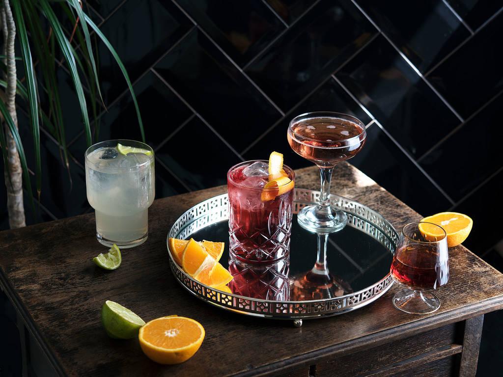 Erfrischende Cocktails mit nur 3 Zutaten