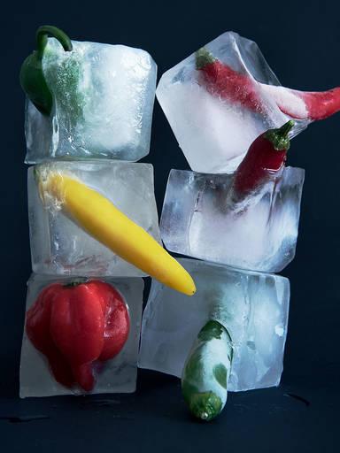 Kühlt scharfes Essen an heißen Tagen?
