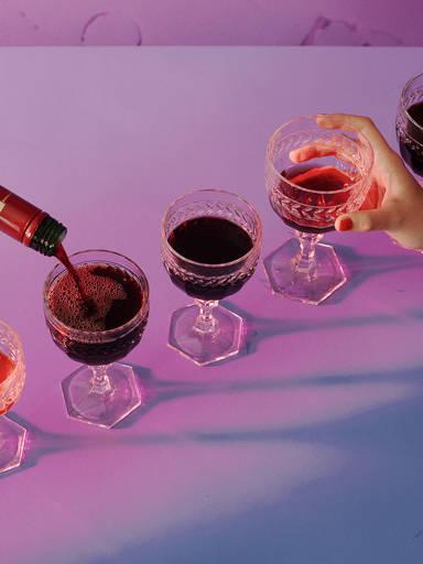 Does Heavy Wine Cause a Heavy Head?