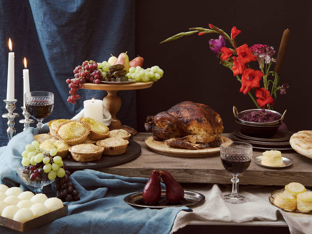 6 Epic Recipes for Your Game of Thrones Premiere Party