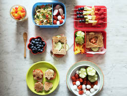 Healthy Snacks for Better Lunch Boxes