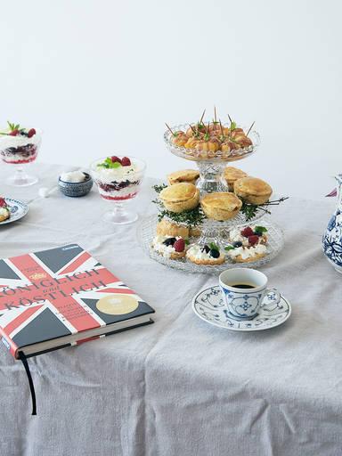 读《英国皇家主厨秘方》,像君王一般用餐